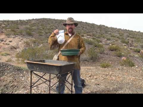 HOW TO FIND GOLD !!!! In Old Gold Mines.  ask Jeff Williams