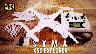 SYMA X5C EXPLORER DEUTSCH ► Beste Drohne mit Kamera unter 50€!