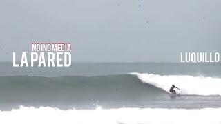 Surfing Puerto Rico La Pared, Luquillo 2016 octubre