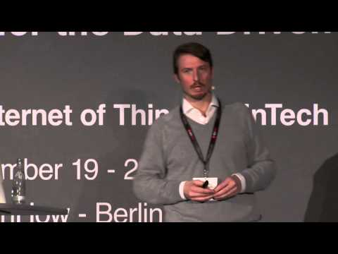 """Leverage Process and Energy Data"", Philipp Drieger, Sales Engineer at Splunk"