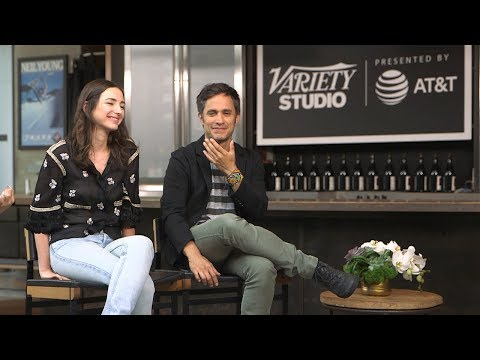 Gael Garcia Bernal: 'You Have to Fall in Love' With People You Make a Movie With