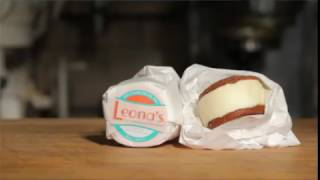 Pittsburgh Eats: Leona's Ice Cream Sandwiches