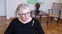Sinikka Mönkäre valtioneuvoston viestinnän haastattelussa