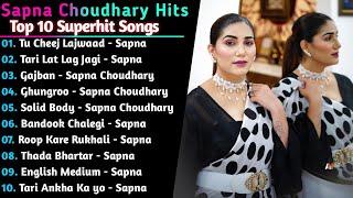 Sapna Choudhary New Haryanvi Songs || New haryanvi Jukebox 2021 || Superhit Songs of Sapna Choudhary