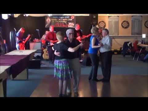 Roli Mackenzie at the Jubilee Legion in Calgary Alberta March 18