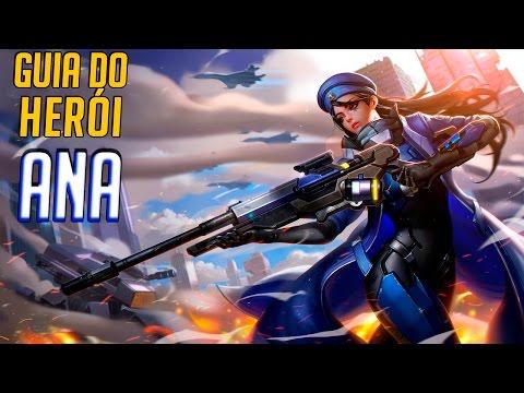 COMO JOGAR DE ANA - GUIA DO HERÓI - Overwatch Brasil