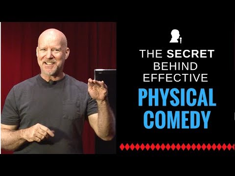 The Secret Behind Effective Physical Comedy