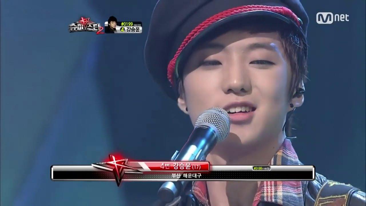 自製中字|姜昇潤(강승윤/Kang Seung YOON) - 本能地(본능적으로/Instinctively)|WINNER STONE