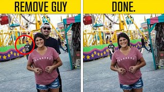 Photoshop Troll Who Takes Photo Requests Too Literally Strikes Again