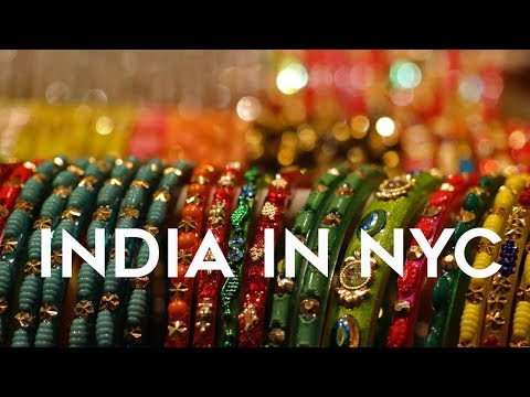 Where To Eat And Shop In Little India NYC