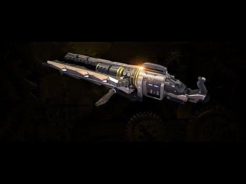 Ni Zhan| Electromagnetic Cannon - Zeus