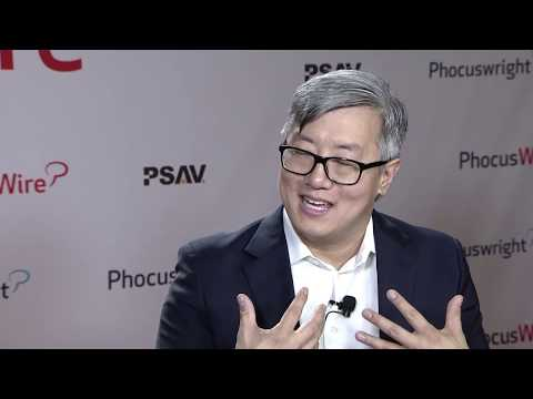John Kim of HomeAway on global marketplaces and more