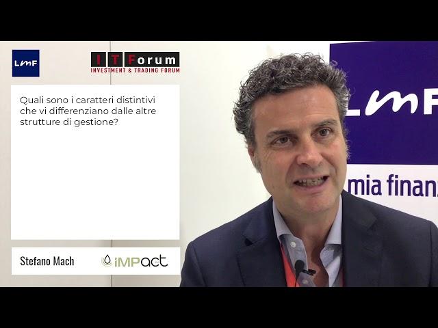 Stefano Mach (Impact sim) - ITForum2019