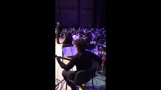 Trono di spade Concerto Auditorium Unità d'Italia Isernia Orchestra Giovanile città di Isernia
