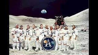 The Men Who Walked on the Moon