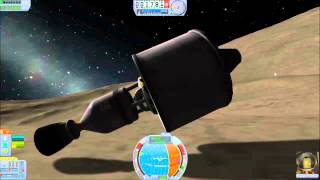 How To Build an Interplanetary Rocket In Kerbal Space Program Using Only 7 Parts