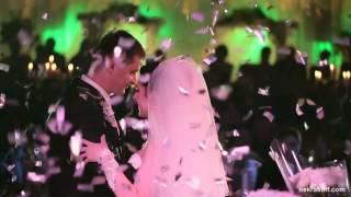 Свадьба Тараса и Ольги | Первый танец молодожёнов | Свадьба под ключ(Заказать организацию свадьбы