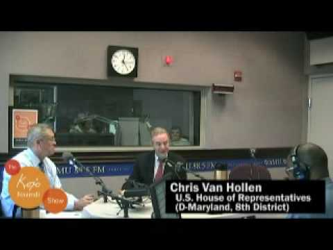 Van Hollen on Blue Dog Democrats
