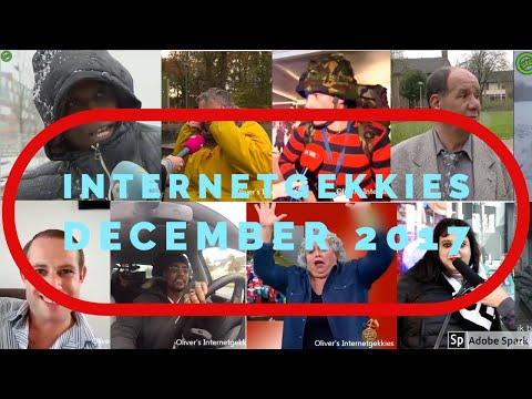De Internetgekkies van de maand December 2017