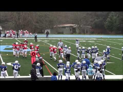FBU 6th grade Game 2 Team Seattle vs E. WA/N. Idaho - 2012