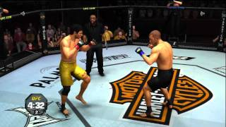 Instoppable Classics 1 on 1 - UFC 09 - Fight 1