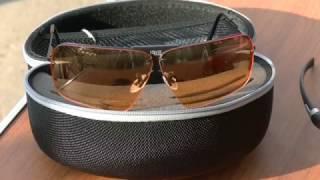 Уроки стендовой стрельбы: Стрелковые очки