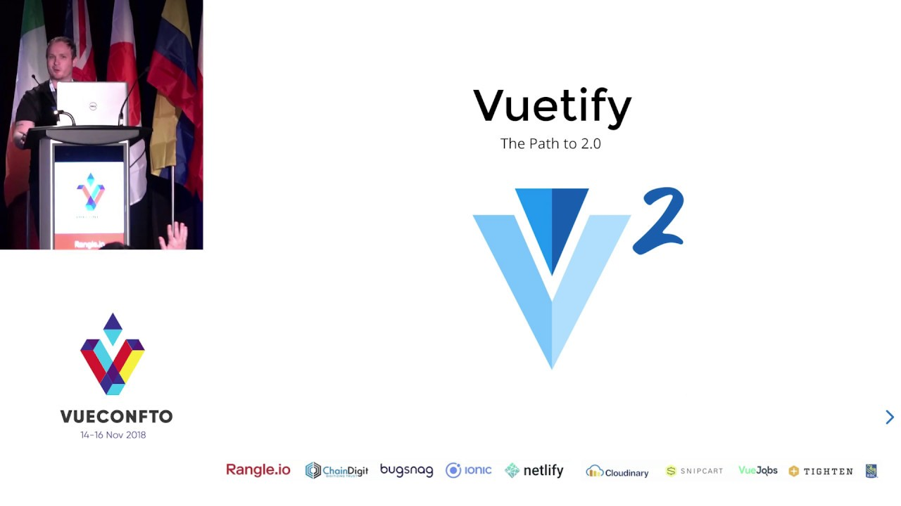 Vuetify, The Path to 2 0 with John Leider
