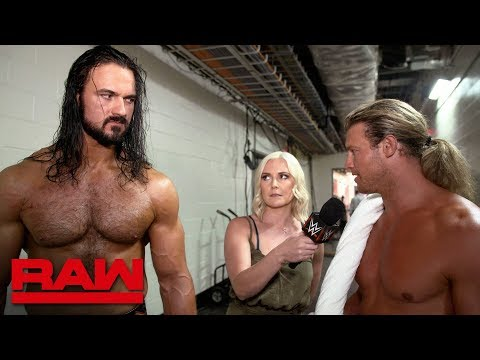 Drew McIntyre & Dolph Ziggler refuse to back down: Raw Exclusive, June 4, 2018