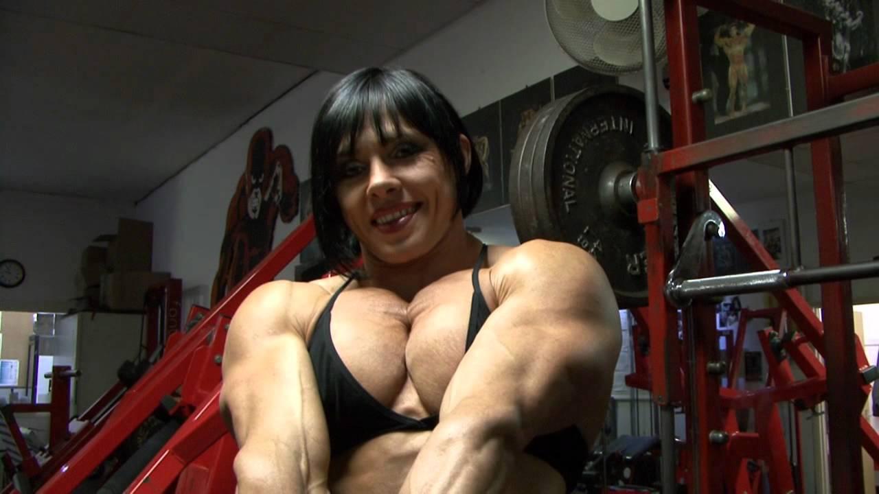 BANGBROS  Tight Body Builder Becca Diamond gets Fucked in