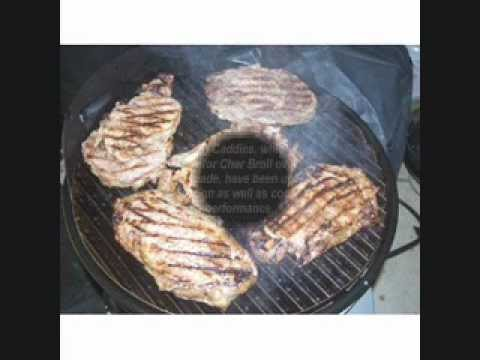 Char Broil Patio Bistro Infrared Gas Grill Is Hot