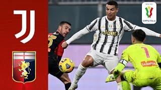 🔴 Juventus v Genoa | Full Match LIVE | Coppa Italia 2020/2021