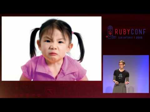 RubyConf 2015 - The Not So Rational Programmer by Laura Eck