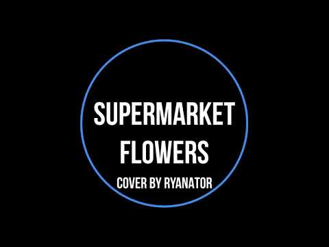 SuperMarket Flowers Cover