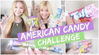 AMERICAN CANDY CHALLENGE mit XLAETA