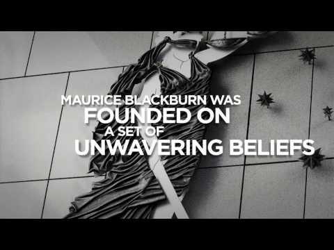 About Maurice Blackburn Lawyers