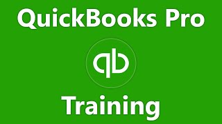 QuickBooks Tutorial Creating Inventory Items Intuit Training Lesson 5.2