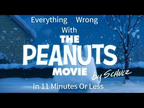 Everything Wrong With The Peanuts Movie In 11 Minutes Or Less