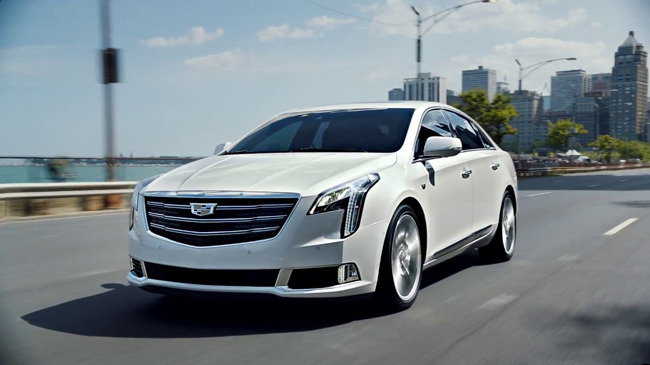 Cadillac Xts Chinese Commercial Youtube