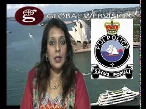 Fiji News Round-up Segment 001 with Shalini