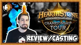 Hearthstone: Hunterrace Vs KillinAllDay Match Review - World Championship 2019