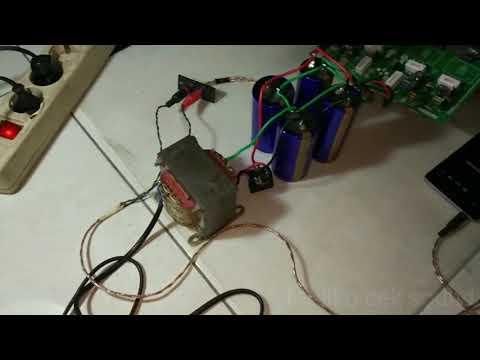 Cek Sound Power Amplifier Stereo 400 Watt