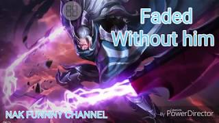 [EDM & Dance] ☆Faded - Without Him☆Nightcore.