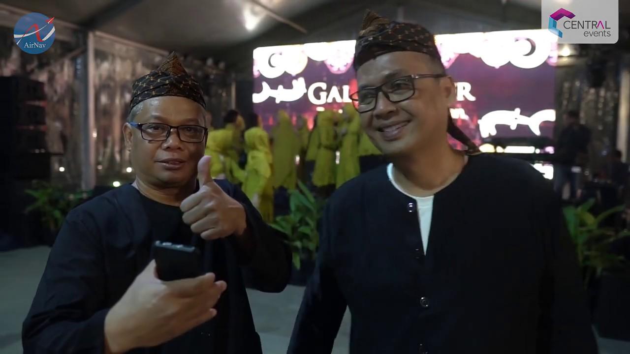 Testimoni 2 Rapat Kerja Perusahaan AirNav Indonesia