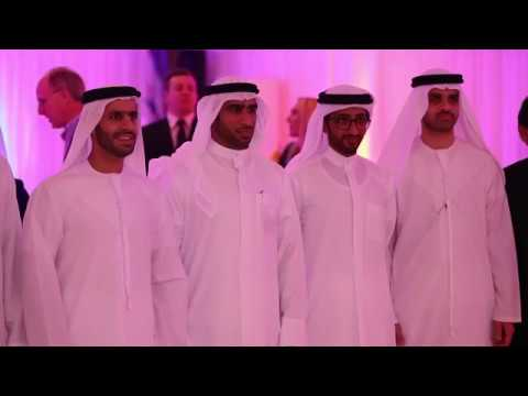 Financial Times - Sharjah Event - Gala Dinner