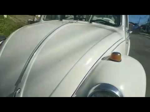 Fusca com kit Porsche crestana