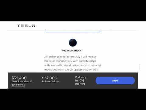 Tesla Model 3 Fast LTE and Data Plan - YouTube