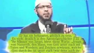 Islam und Christentum - Muslime sind christlicher als Christen - Mohammed/Jesus