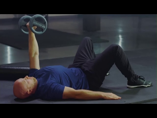 Healthy Back Routines - Phase 1 - Shoulder