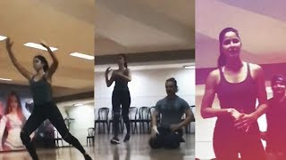 Aamir Khan & Katrina Kaif DANCE REHEARSAL For Thugs Of Hindostan