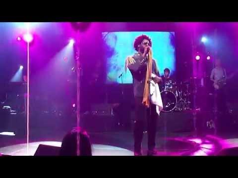 JAZZANOVA feat. Paul Randolph: No use (LIVE in Belgrade)